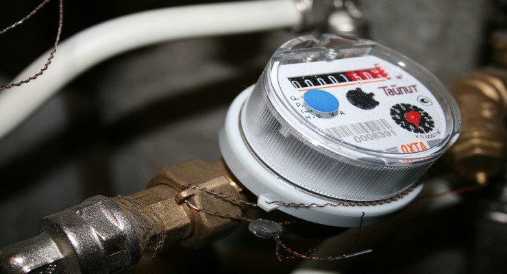 A water meter is one of the most basic equipment used in water systems.